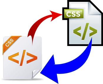 Swap CSS Stylesheets